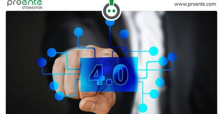 Endüstri 4.0 Üretimin Vazgeçilmezi Oldu