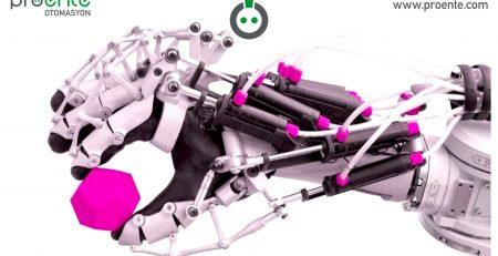 pnömatik sistem, pnömatik sistem robot, basınçla çalışan robot,