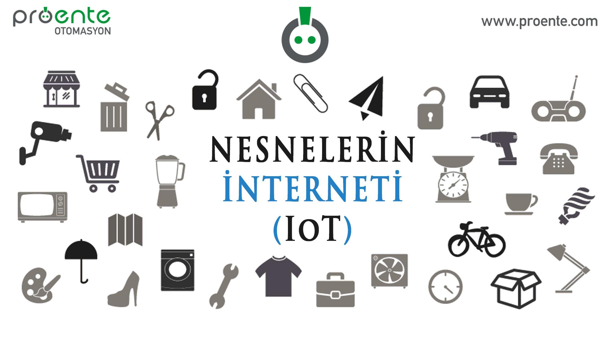 Nesnelerin Interneti Nedir Internet Of Things Faydaları Iot Ne