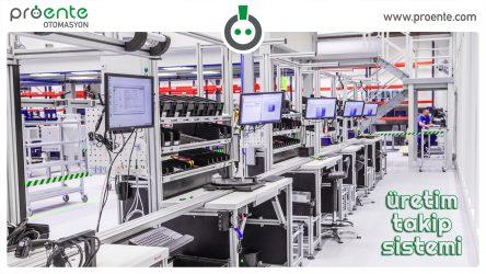 üretim takip sistemi, üretim takibi,
